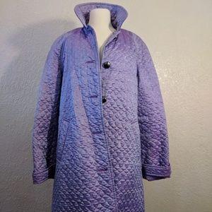 Cynthia Rowley silk coat